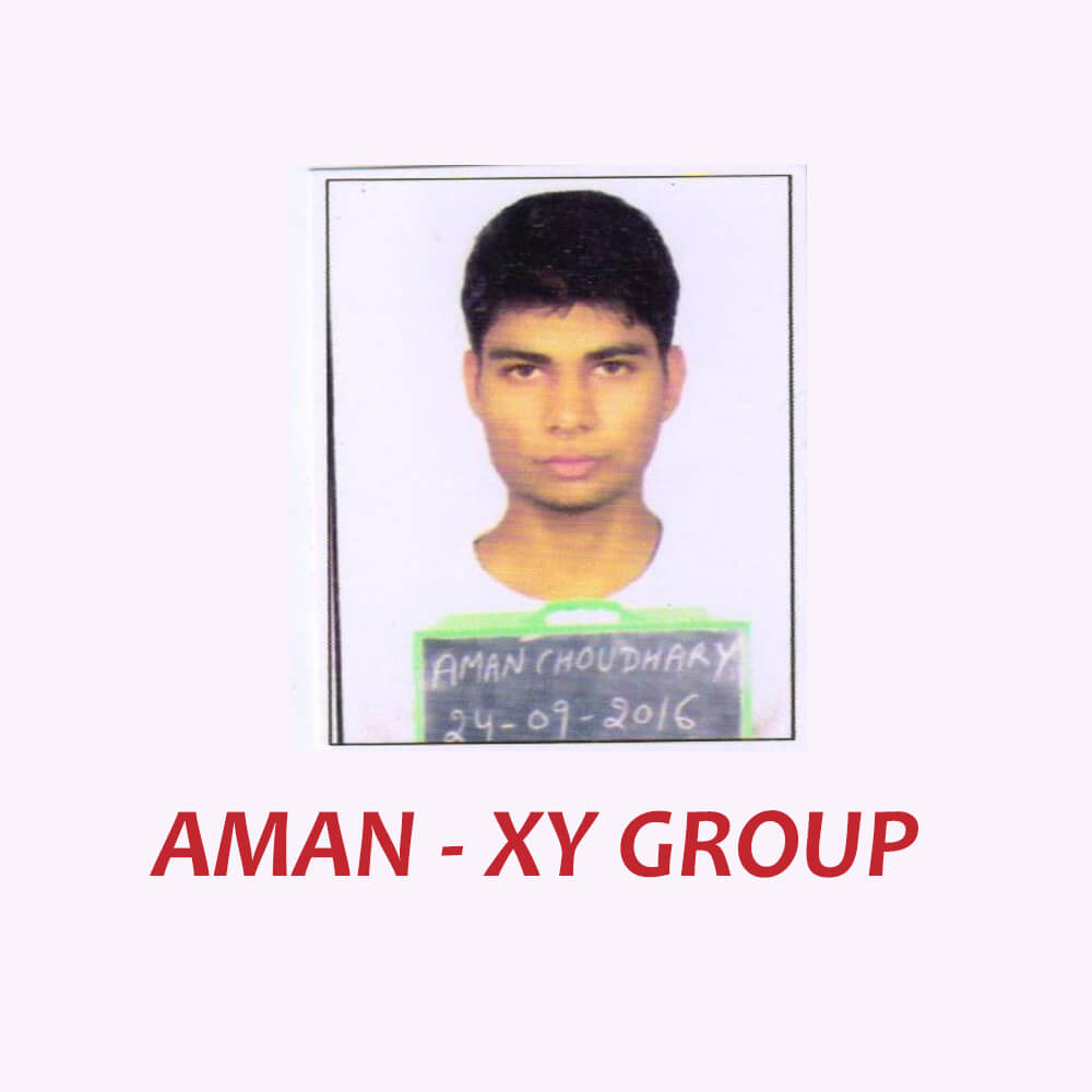 Doon Defence Career Point XY Group Selected Student Aman