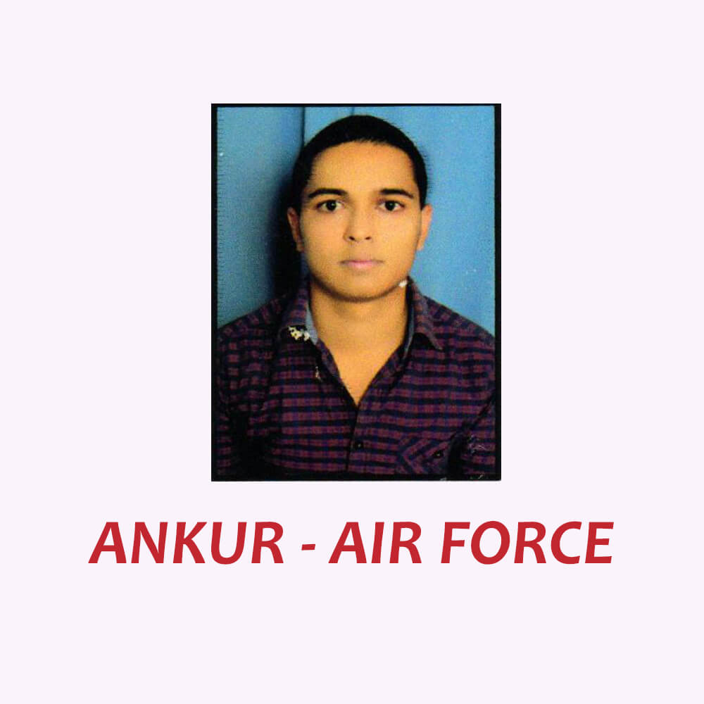 Doon Defence Career Point Air Force Selected Student Ankur